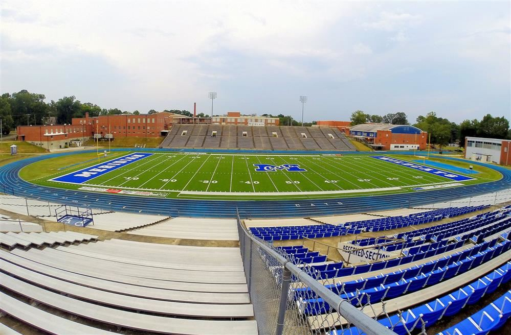 Meridian High School Ray Stadium