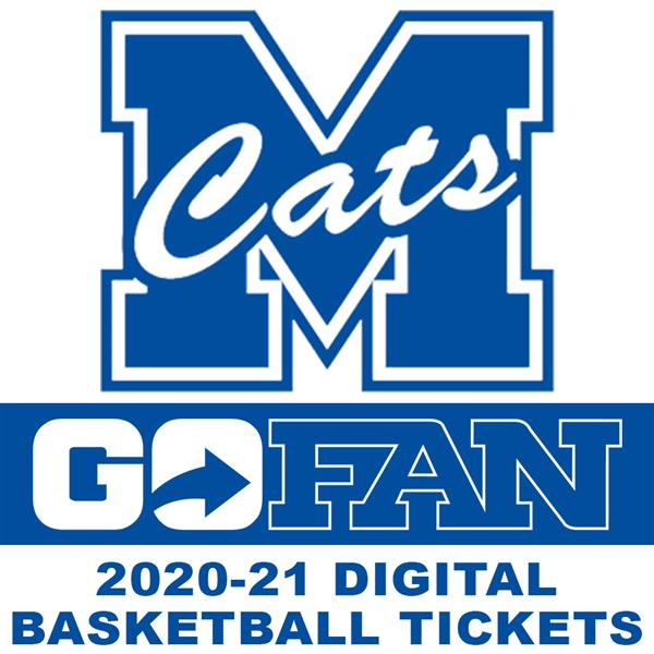 Wildcat Basketball tickets and GoFan Image