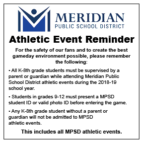 MPSD Athletic Reminder