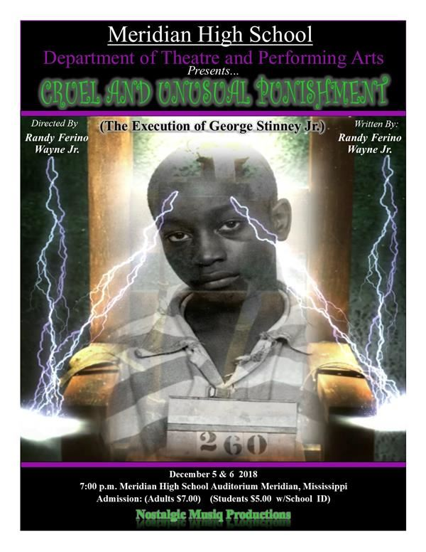 George Stinney Flyer