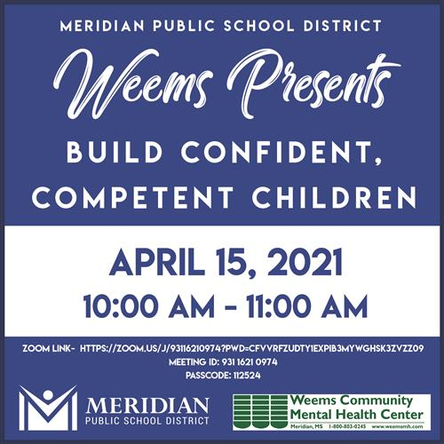 April Weems Parent Meeting