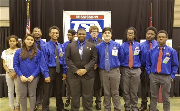 Ross Collins students excel in state competitions