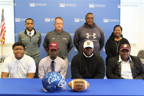 MHS football signing day 2020