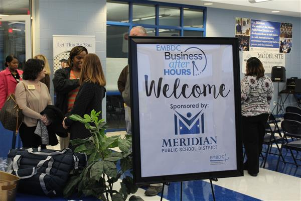 MPSD hosts Business After Hours at MHS
