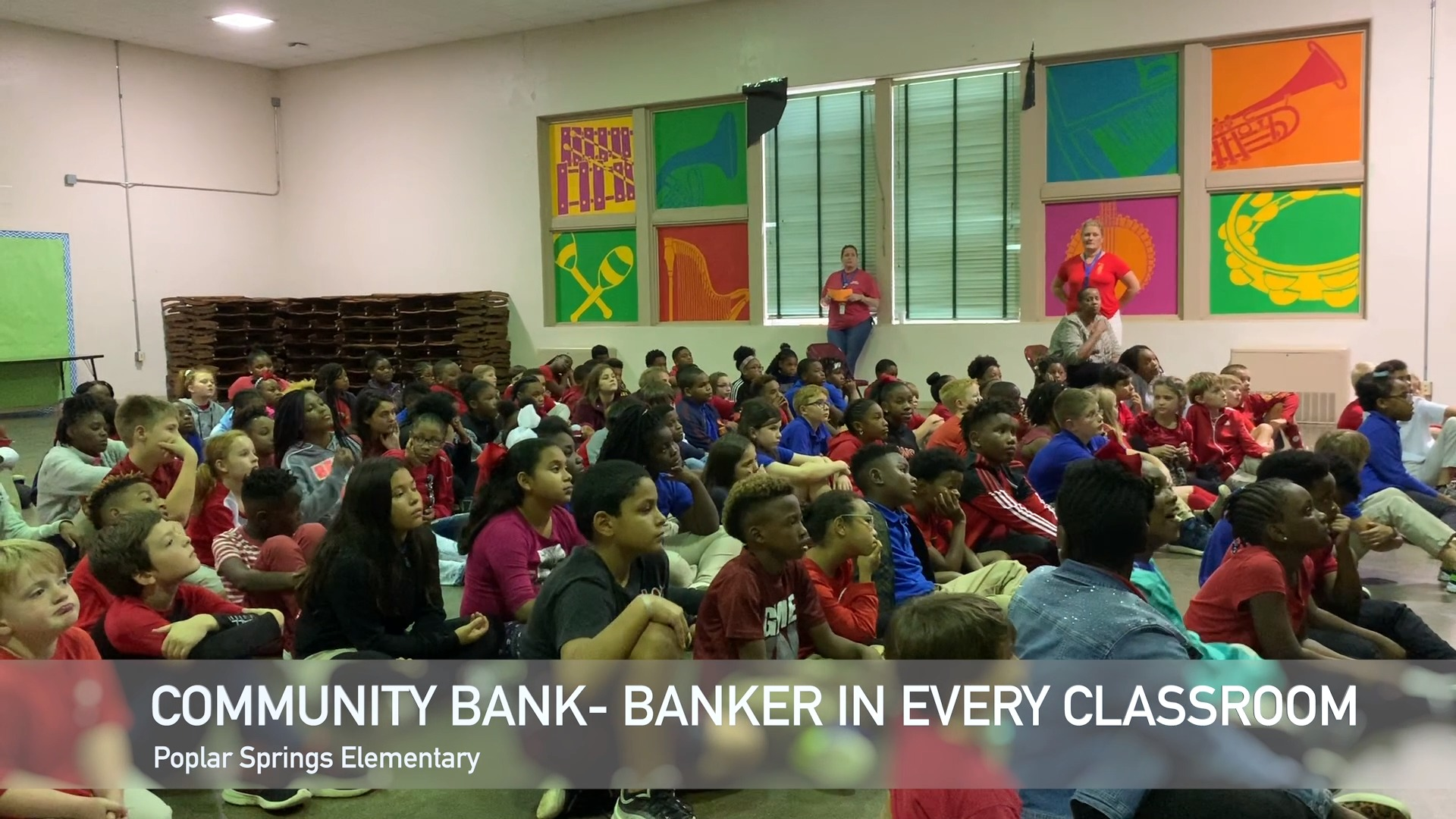 Community Bank- Banker In Every Classroom