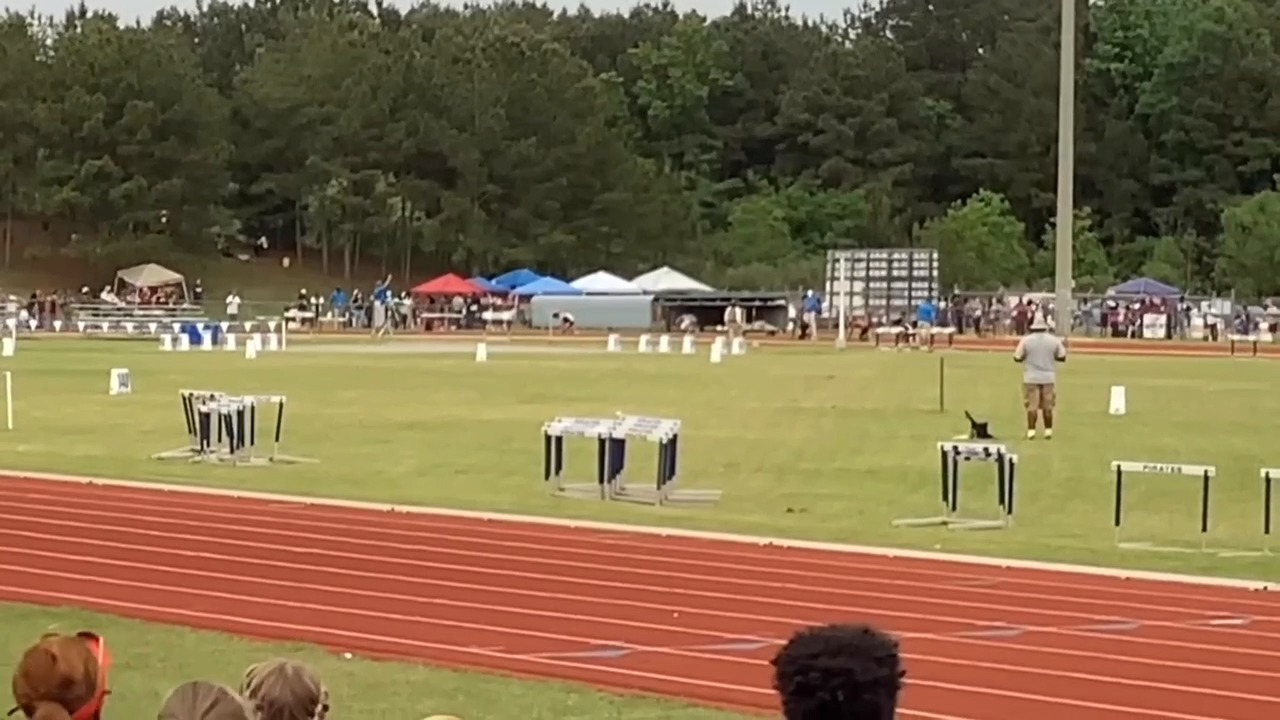 6A State Track & Field 200 Meter Dash